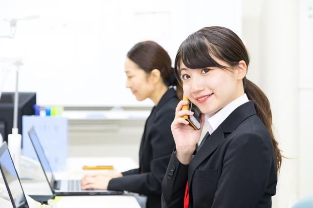 アンテナハウス東京電話応対